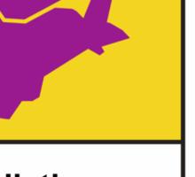 XMP Radiation Sticker