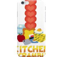 Kitchen Scramble iPhone Case/Skin