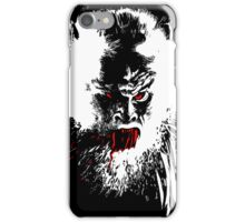 Werewolf - phone cases iPhone Case/Skin