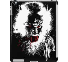 Werewolf - tablet cases iPad Case/Skin