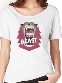 Unleash Your Inner Beast Women's Relaxed Fit T-Shirt