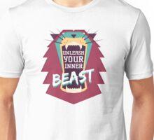 Unleash Your Inner Beast Unisex T-Shirt