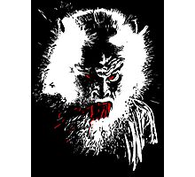 Werewolf - prints, cards & posters Photographic Print