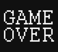 GAMEOVER by YabuloStore919
