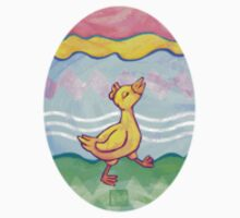 Easter Egg and Duck by ImagineThatNYC