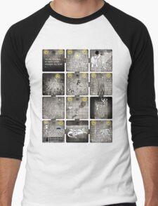 Dungeon Men's Baseball ¾ T-Shirt
