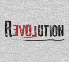 REVOLUTION LOVE Kids Tee