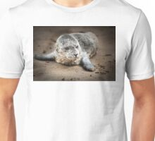 Sea Lion Baby close up Unisex T-Shirt
