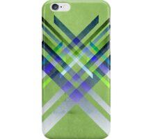 XXX green retro design iPhone Case/Skin