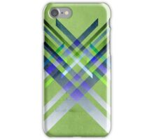 XXX green retro design iPhone Case/Skin