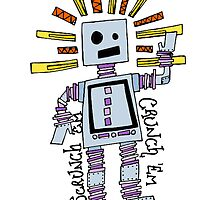 Mr Roboto by Ocarrier