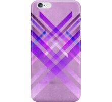 XXX purple retro design iPhone Case/Skin