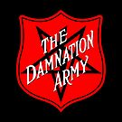 Hail Action! - Damnation Army iPhone Case by MickRoyale666