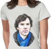 Sherlock Holmes, Series 3 Womens Fitted T-Shirt