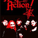 Hail Action Band Photo by MickRoyale666
