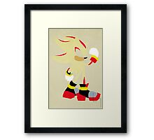 Hyper Shadow Framed Print
