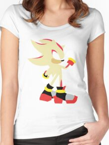 Hyper Shadow Women's Fitted Scoop T-Shirt