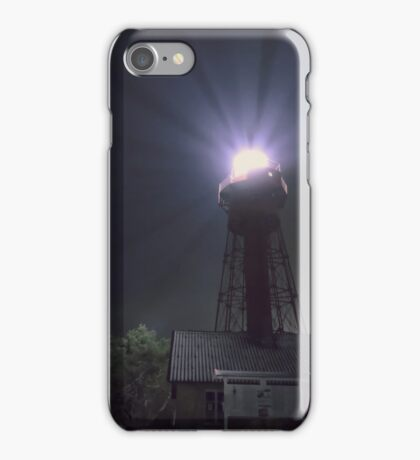 Lighthouse, Outpost 4. iPhone Case/Skin
