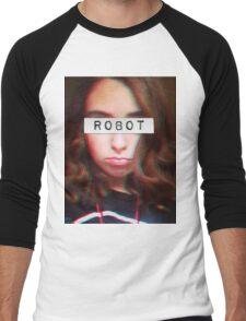 Informal ROBOT Men's Baseball ¾ T-Shirt