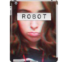 Informal ROBOT iPad Case/Skin