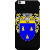 Bell Coat of Arms/Family Crest iPhone Case/Skin
