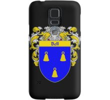 Bell Coat of Arms/Family Crest Samsung Galaxy Case/Skin