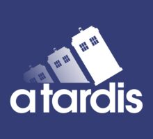A Tardis Sports by RyanAstle