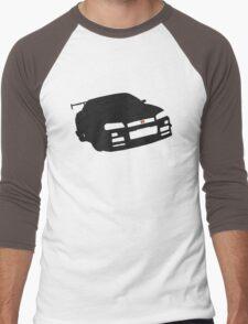 Nissan GTR R34 - Silhouette Men's Baseball ¾ T-Shirt