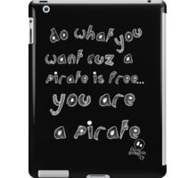 Yarr! 2 iPad Case/Skin