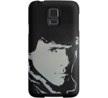 Sherlock Benedict Cumberbatch Pop Art Samsung Galaxy Case/Skin