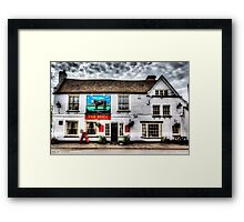 The Bull Pub Theydon Bois Essex Framed Print