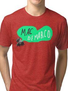 MAC DEMARCO. Tri-blend T-Shirt