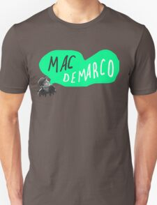 MAC DEMARCO. Unisex T-Shirt