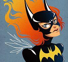 Batgirl by hbitik