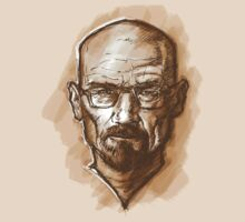Walter White by saqman
