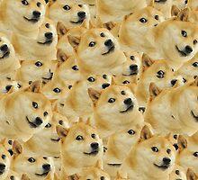 Many Doge Case by BobbyCorps