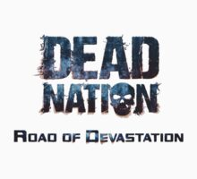 Dead Nation - Blue by Tigerlibres