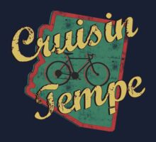 Bike Cycling Bicycle Cruising Tempe Arizona by SportsT-Shirts