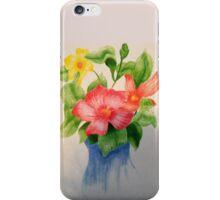 Vibrant Flower Vase  iPhone Case/Skin