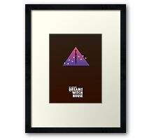 """""""Dreams in the Witch House"""" Framed Print"""