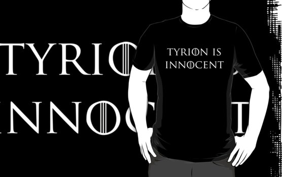 Tyrion Is Innocent by babydollchic
