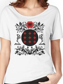 Occult theme  Women's Relaxed Fit T-Shirt