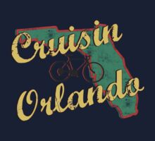 Bike Cycling Bicycle Cruising Orlando Florida by SportsT-Shirts
