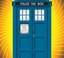 TARDIS one by fotofixer72