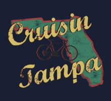 Bike Cycling Bicycle Cruising Tampa Bay Florida by SportsT-Shirts