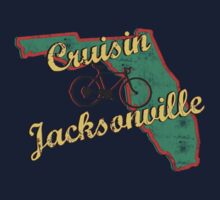 Bike Cycling Bicycle Cruising Jacksonville Florida by SportsT-Shirts