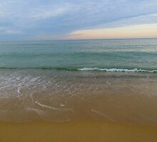 Beach  by GleaPhotography