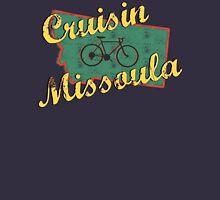 Bike Cycling Bicycle Cruising Missoula Montana Unisex T-Shirt
