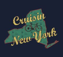 Bike Cycling Bicycle Cruising New York by SportsT-Shirts