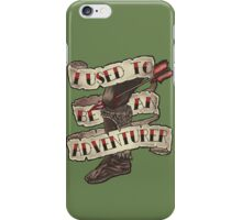 Adventurer Like You iPhone Case/Skin